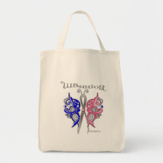 Warrior Celtic Butterfly - Male Breast Cancer Bag