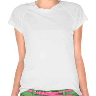 Warrior Chick Anal Cancer Tee Shirts