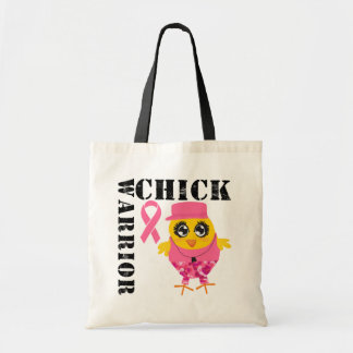 Warrior Chick Breast Cancer Bags