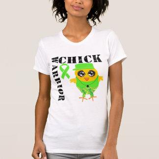 Warrior Chick Lymphoma T-shirts
