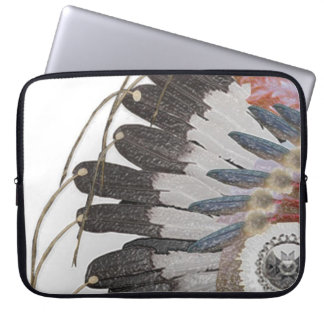 Warrior Chief Laptop Sleeve