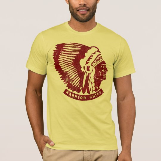 Warrior Chief T-Shirt