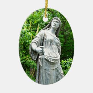 Warrior Christmas Ornament