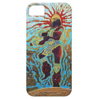 Warrior dancer - Dancer Phonecase iPhone 5 Cases