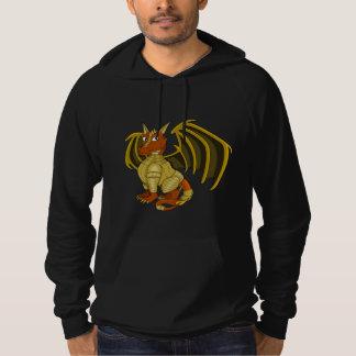 Warrior dragon cartoon Sweatshirt