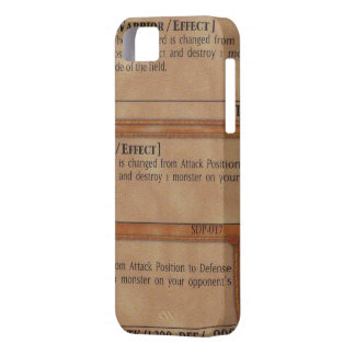 WARRIOR/EFFECT BARELY THERE iPhone 5 CASE
