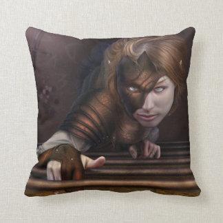 Warrior Eyes Cushion
