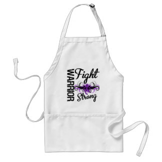 Warrior Fight Strong Leiomyosarcoma Aprons