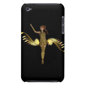 Warrior Girl iTouch Case iPod Touch Case