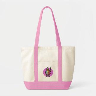 Warrior Impulse Tote Bag