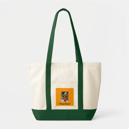 Warrior Indian Chief Impulse Tote Tote Bags