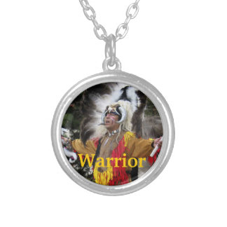 Warrior Indian Chief Necklace
