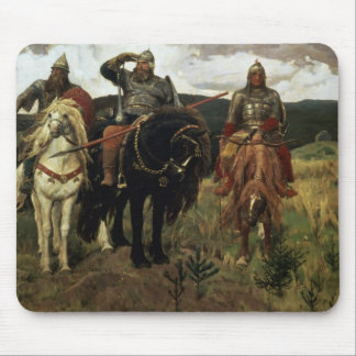 Warrior Knights, 1881-98 Mouse Mat