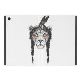 Warrior lion cases for iPad mini