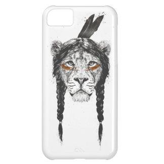 Warrior lion iPhone 5C case