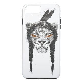 Warrior lion iPhone 8 plus/7 plus case