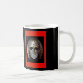Warrior Mask Mug - customise