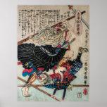 Warrior Monk Posters