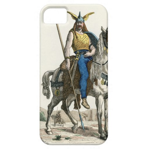 Warrior of Gaul iPhone 5/5S Cover
