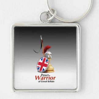 Warrior of Great Britain - Keychain (Square)