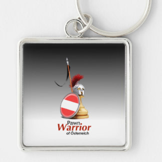 Warrior of Österreich - Keychain (Square)