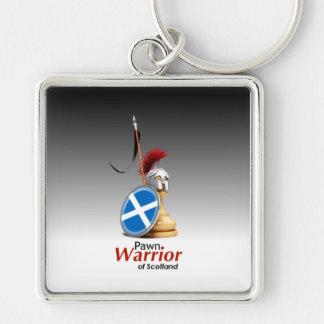 Warrior of Scotland - Keychain (Square)