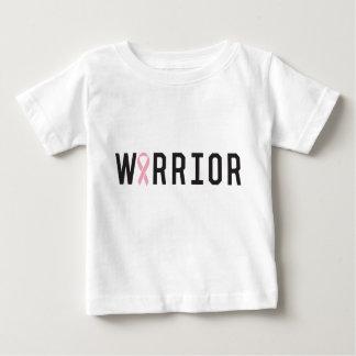 Warrior. Pink Ribbon Baby T-Shirt