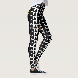 Warrior Print Leggings