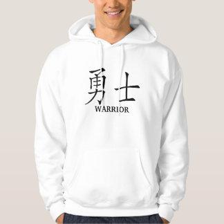 WARRIOR T Shirt/HOODED SWEATSHIRT