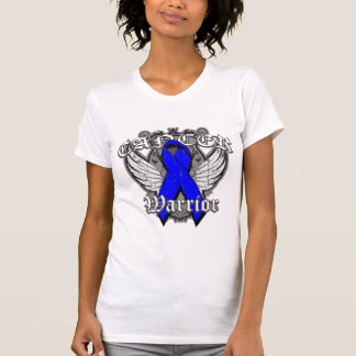 Warrior Vintage Wings - Anal Cancer T Shirt