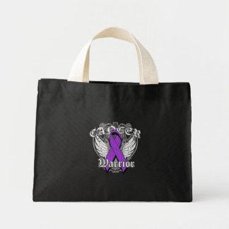 Warrior Vintage Wings - Leiomyosarcoma Canvas Bag