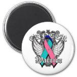 Warrior Vintage Wings - Thyroid Cancer