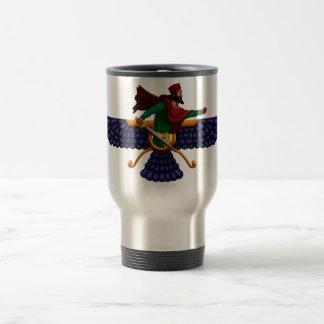 Warrior's Faravahar Travel Mug