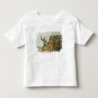 Warriors of New S. Wales engraved by M. Dubourg (f Toddler T-Shirt