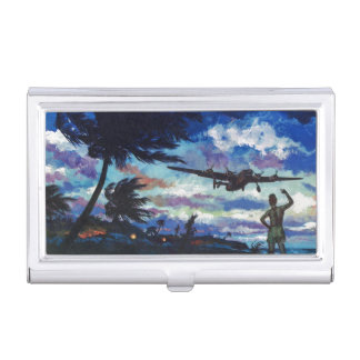 Warrior's Return Business Card Cases