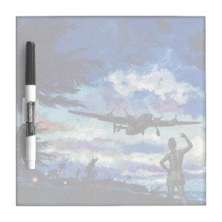 Warrior's Return Dry-Erase Board