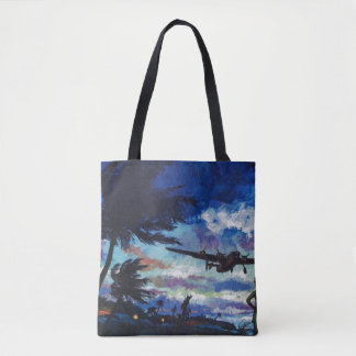 Warrior's Return Tote Bag