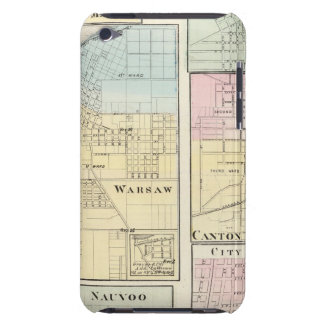 Warsaw, Macomb, Marshall, Canton Barely There iPod Cover