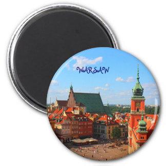 Warsaw Magnet