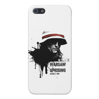 warsaw uprising iPhone 5/5S cases