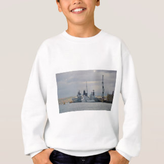 Warships In Portsmouth Sweatshirt
