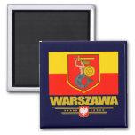 Warszawa (Warsaw) Poland Magnet