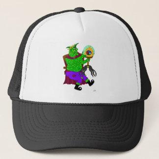 Wartarth and the magic lamp trucker hat