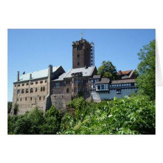 Wartburg Card
