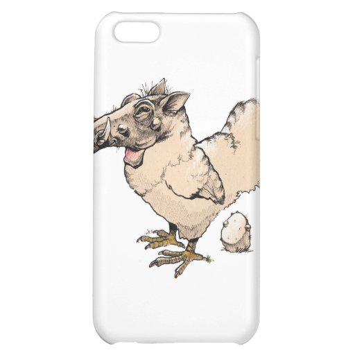 Warthen iPhone 5C Cover