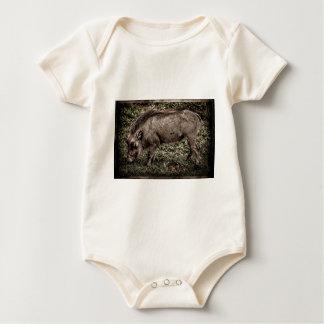 Warthog. Baby Bodysuit