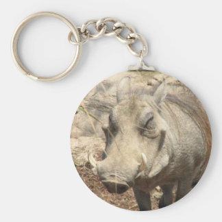 Warthog Keychain