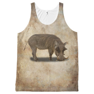 WARTHOGS All-Over PRINT TANK TOP