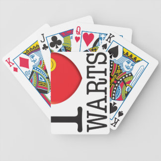 Warts Love Deck Of Cards