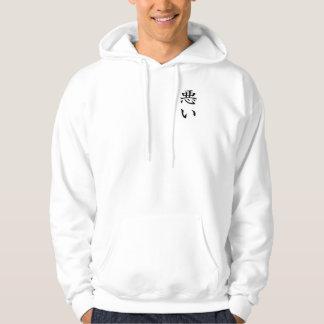 warui bad hoodie